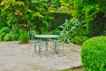 Les Jardins du Pays d Auge in Cambremer in Normandie