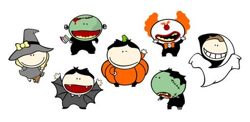 Funny kids #73 - Halloween costumes
