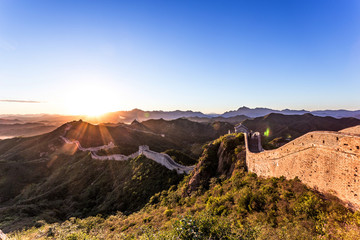 Wall Mural - the Great Wall