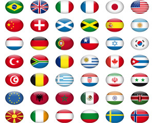 42 Flags of the world