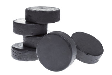 A Pile of Pucks