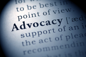 Wall Mural - Advocacy