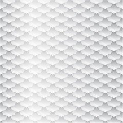 Vector Fish scales
