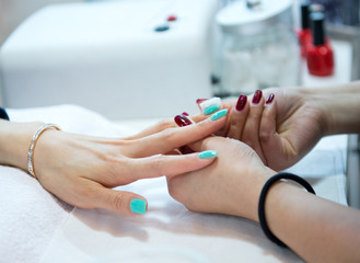 making nails