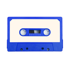 vecchia audiocassetta