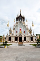 Magnificent Church of Thai temple