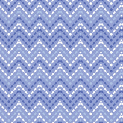 vector purple drops chevron seamless pattern background with