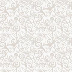 Seamless floral pattern. Vintage background