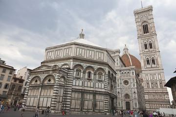 Baptisterio de San Juan y catedral de Florencia