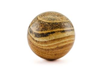 Picture jasper ball