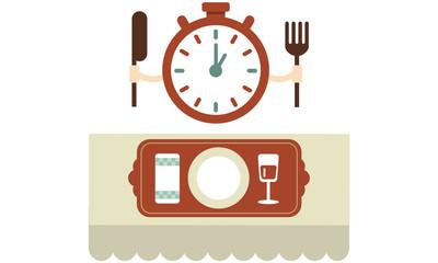 temps du repas