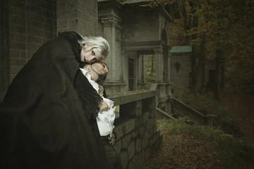 Vampire embrace