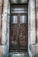 grunge old house home vintage wooden door