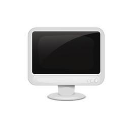 Computer Cartoon Icon