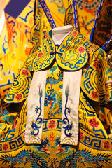 chinese opera cloth