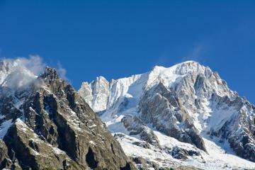 Vette della catena del Monte Bianco