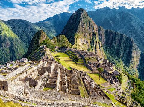 Mach Pichu