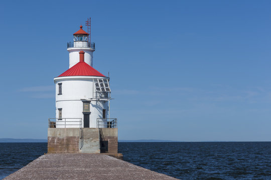 Wisconsin Point Lighthouse