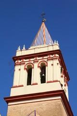 Seville landmark - Saint Gil Abad church