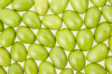 Olives texture background