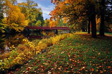 Fall in Gävle