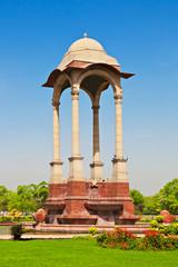 Printed roller blinds Delhi India Gate