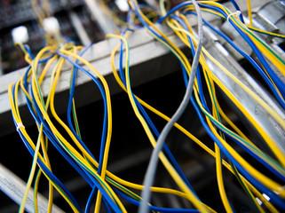 Server front side