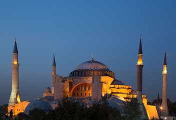 Aya Sofia at Twilight