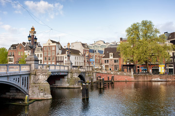 Blauwbrug in Amsterdam