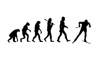 Evolution Ski Running