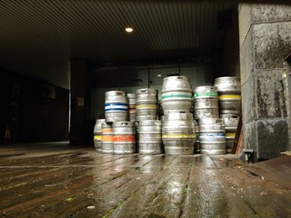 Beer Kegs Delivery