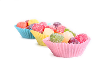 cupcake fruit gums