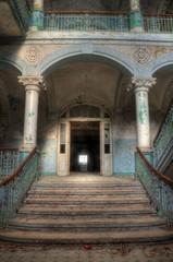 Wall Mural - Beelitz Heilstätten lobby