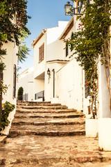 Fototapete - Costa Brava village