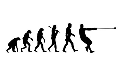 Evolution Hammer Throw