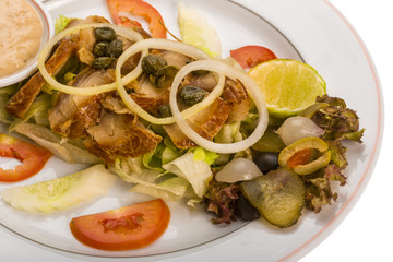Marinated Snapper