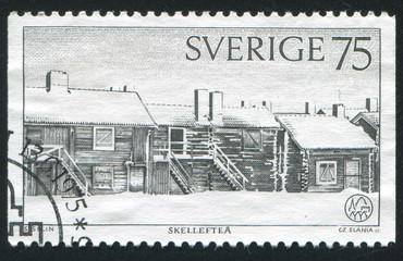 Skelleftea Church Village