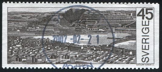 View of Kiruna
