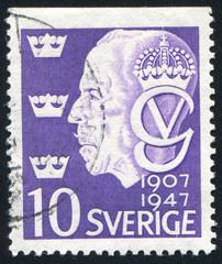 King Gustaf V