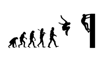 Evolution Parkour