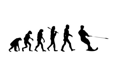 Evolution Water Skiing