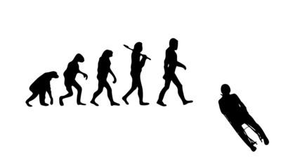 Evolution Sledging