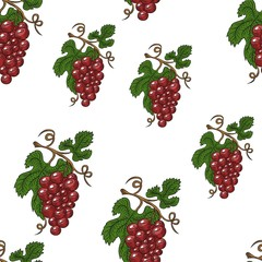 Grapes wallpaper