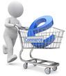 einkaufswagenmännchen e-commerce
