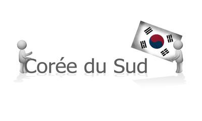 Asie - Corée du Sud