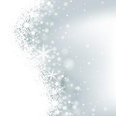 Winter Background - Christmas Illustration