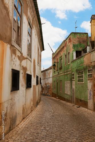 Wall mural Eine Strasse in der Algarve