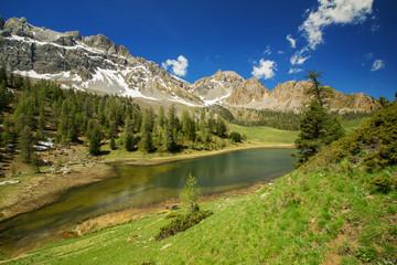 Lac Miroir  Hautes-Alpes