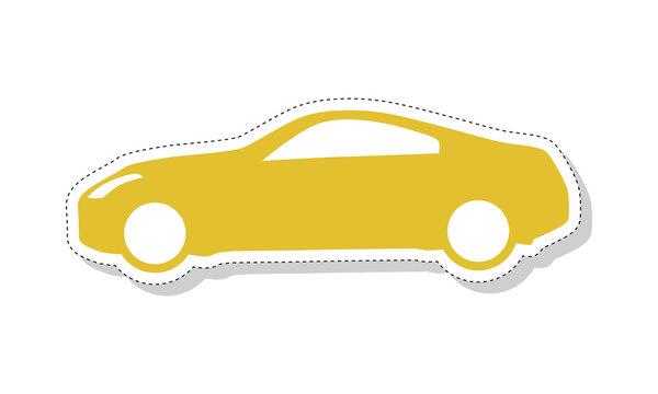 Japan car sticker