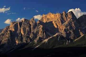Dolomiti Monte Cristallo